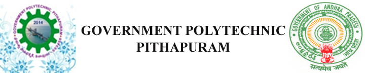 Government Polytechnic College Pithapuram – AP State Board of Technical Education